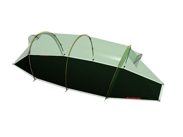Hilleberg base de tente Kaitum 3 - Accessoire tente - noir